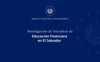 Investigación de Iniciativas de Educación Financiera