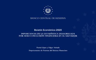 Boletín Económico 2020