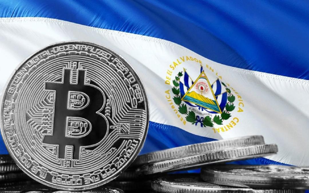 El Salvador utilizará Bitcoin como moneda de curso legal